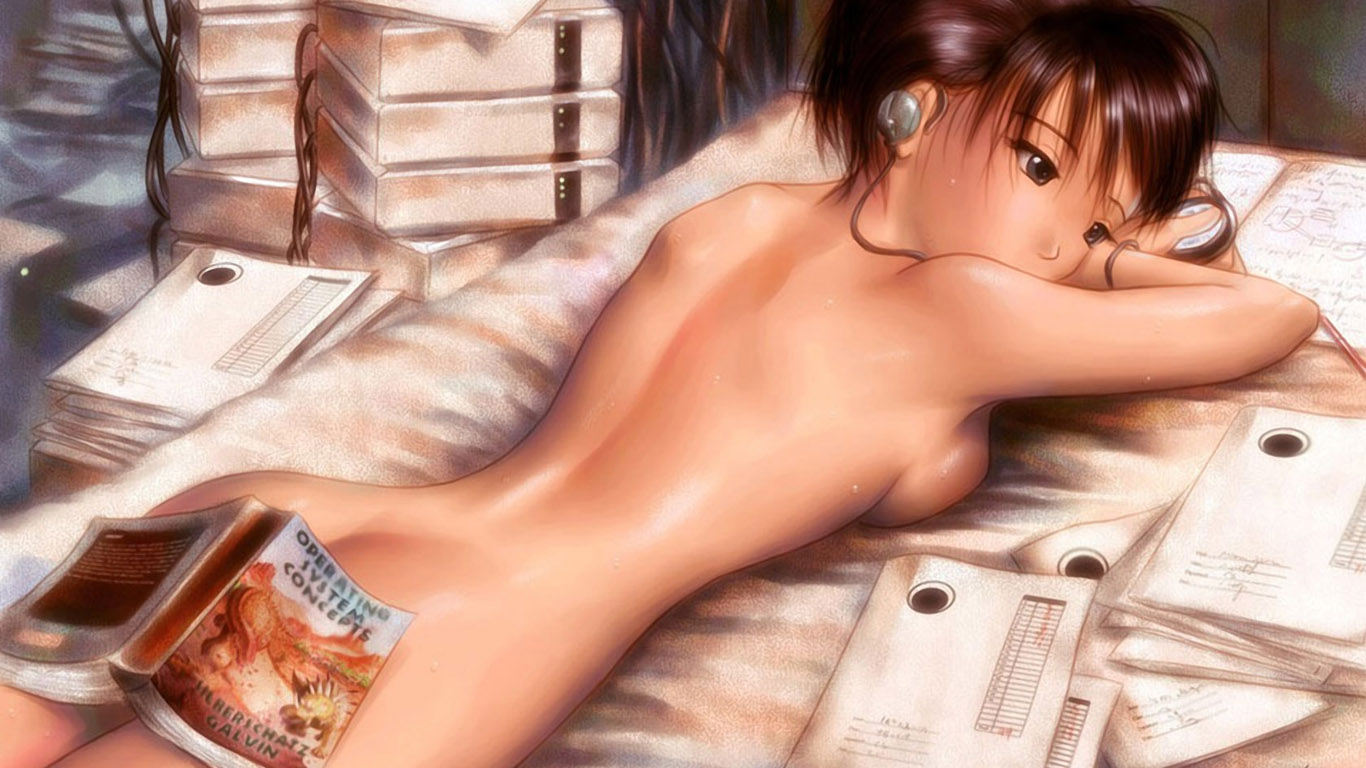 Sexy anime nackt hd naked pictures