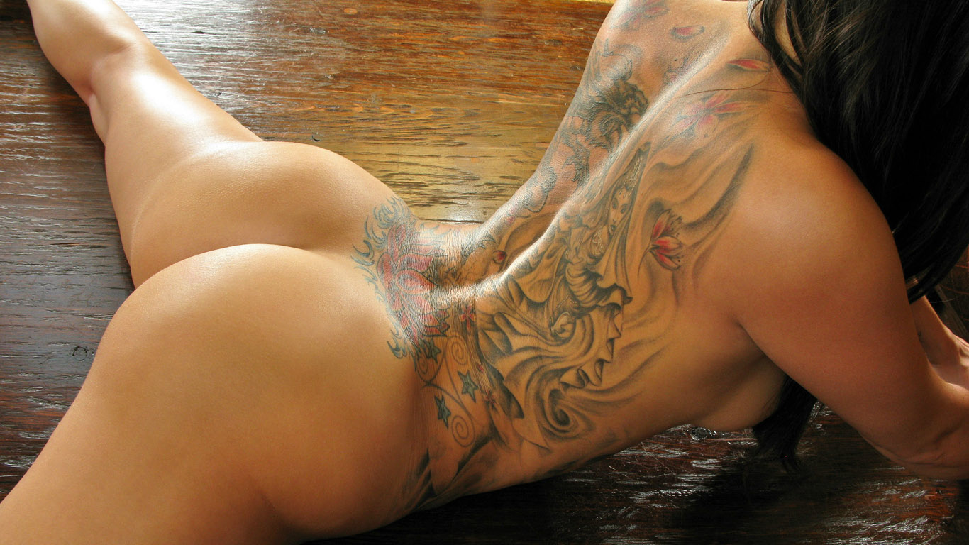 3d tattoos for women on bums nude nude image