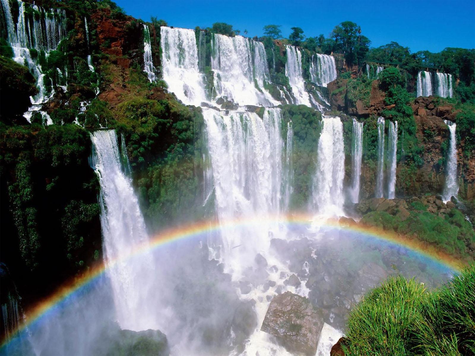 картинки очень красивые водопады мира сложных