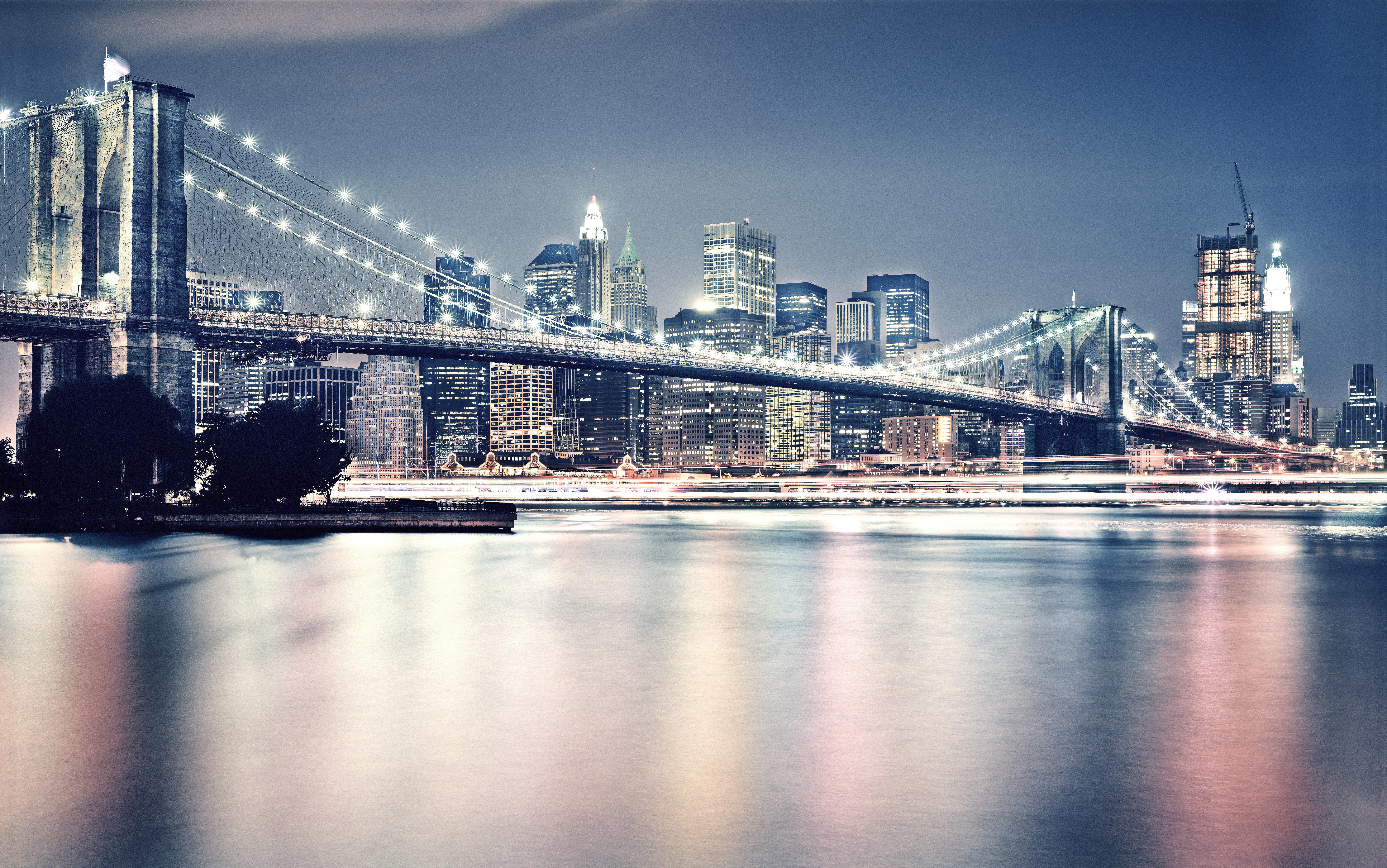 Фото города с большим разрешением
