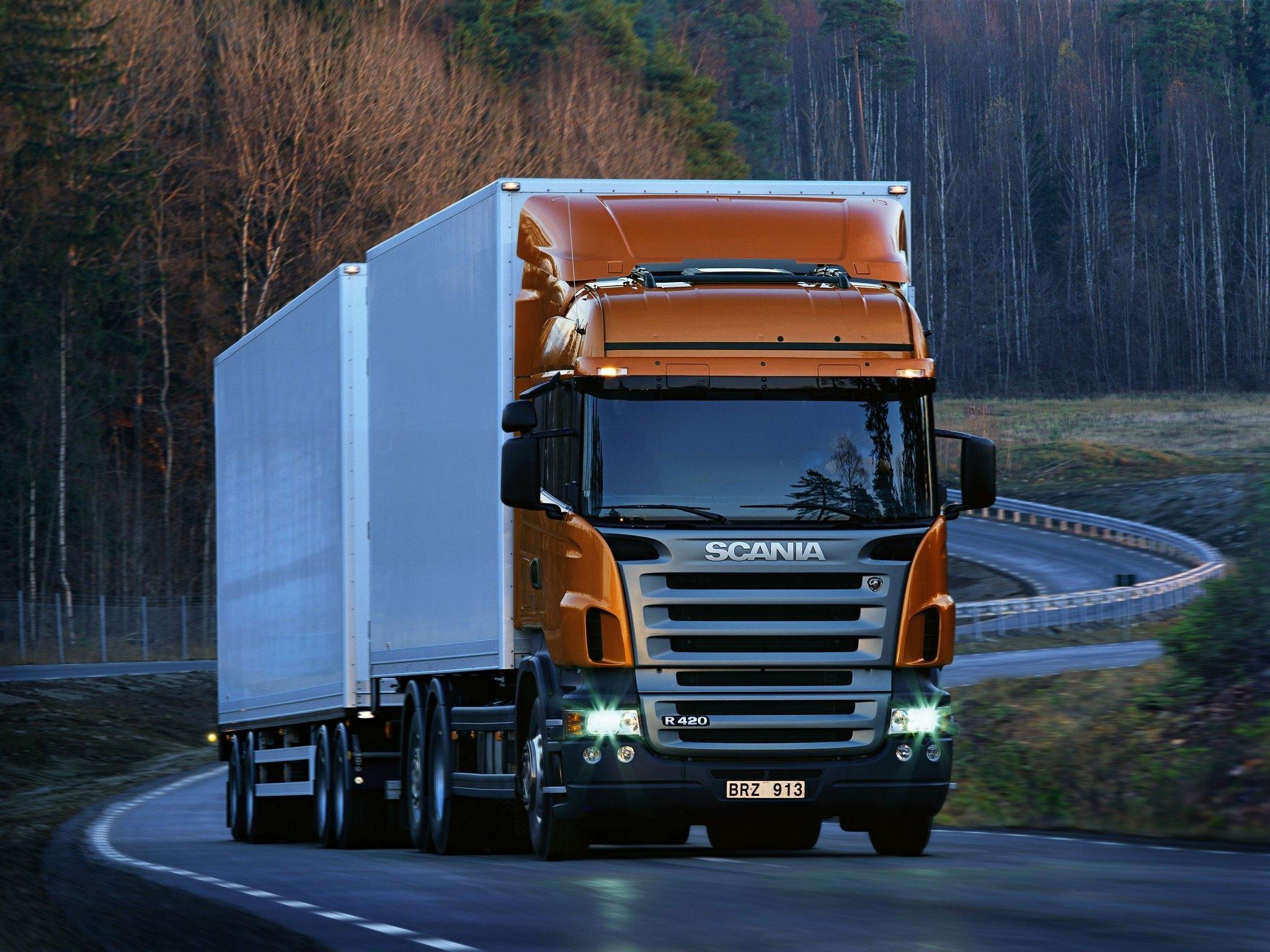 картинки про грузовые машины