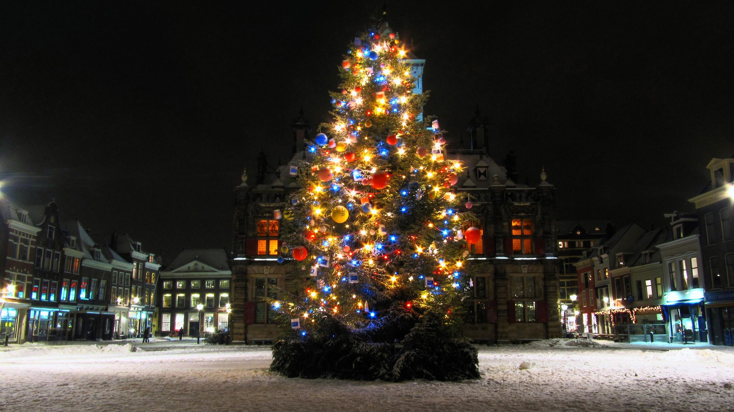 красивые фото новый год зима ваше