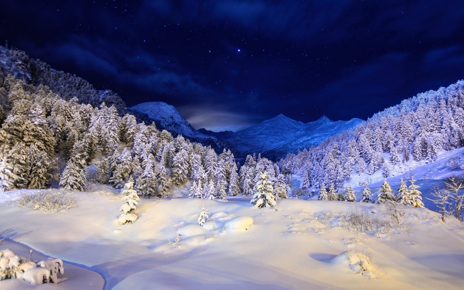 Картинки зима для компьютера