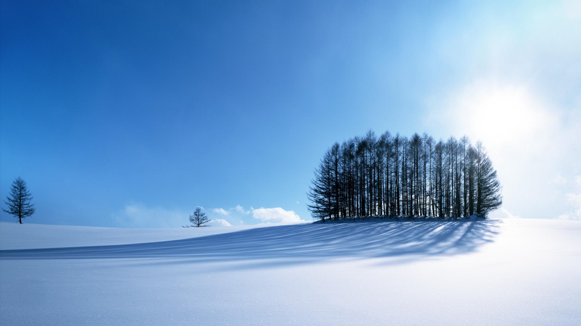 Зима картинки для фона рабочего стола