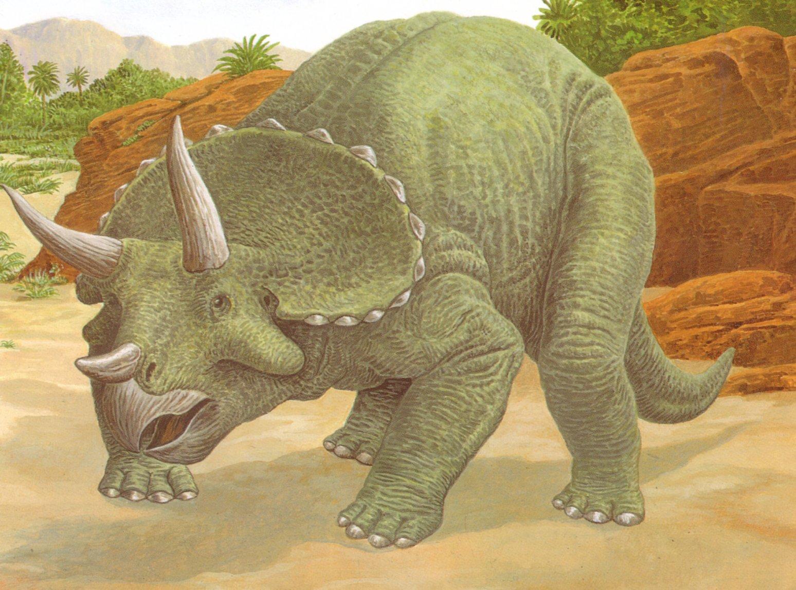 Картинка динозавры все вместе