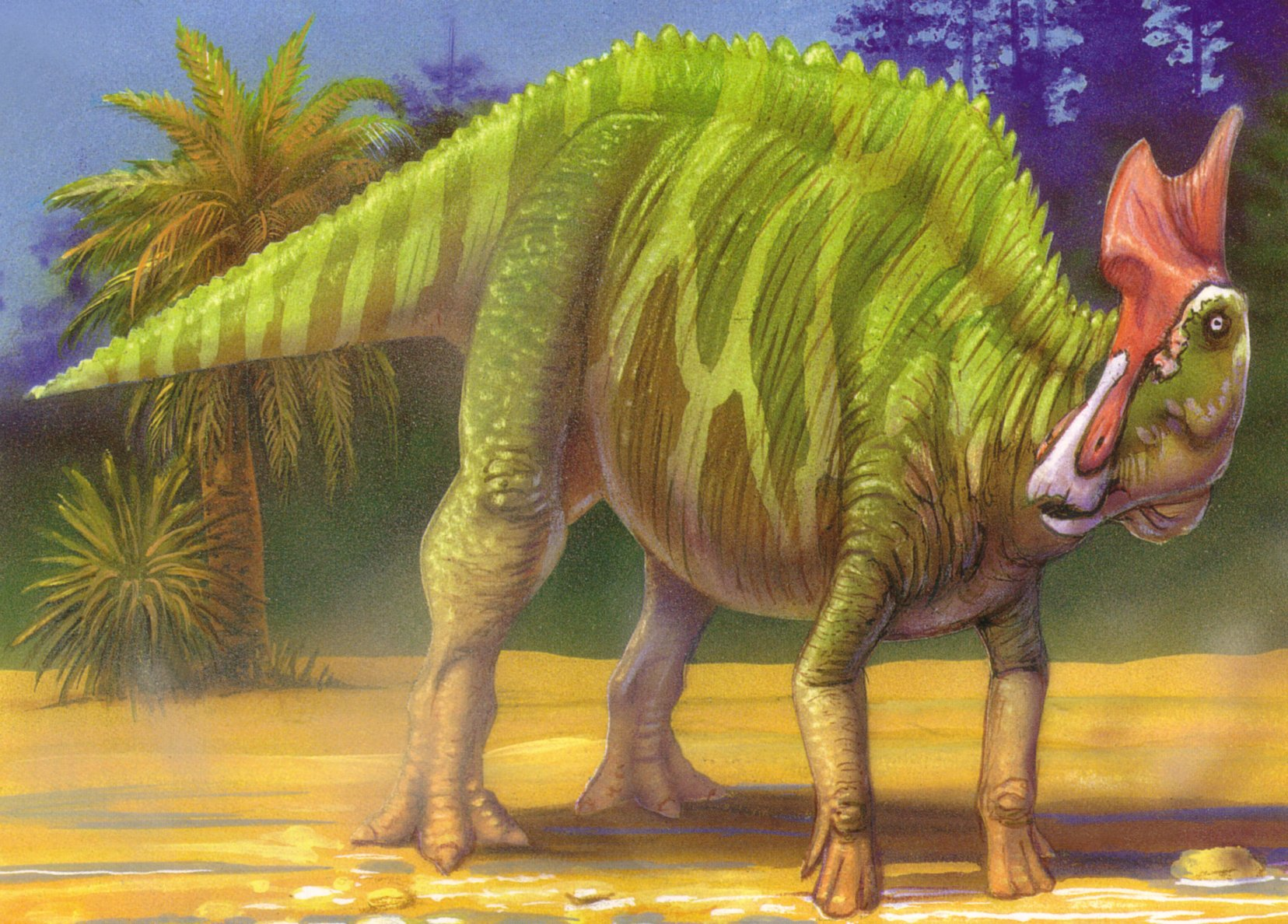 Динозавры красивые картинки молодежные