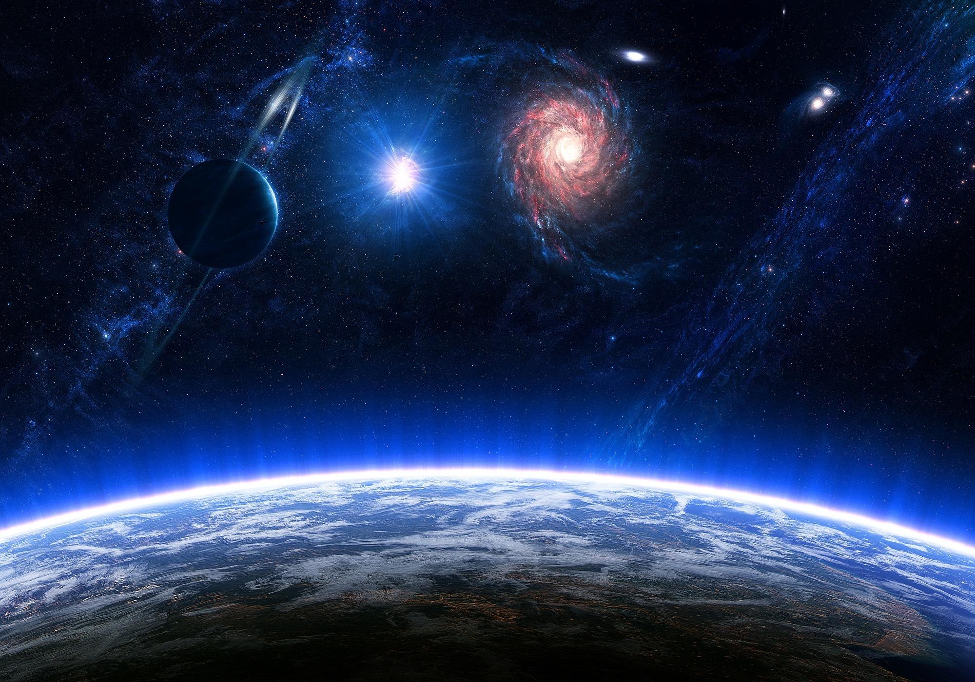 космос все картинки планет галактики дизайн