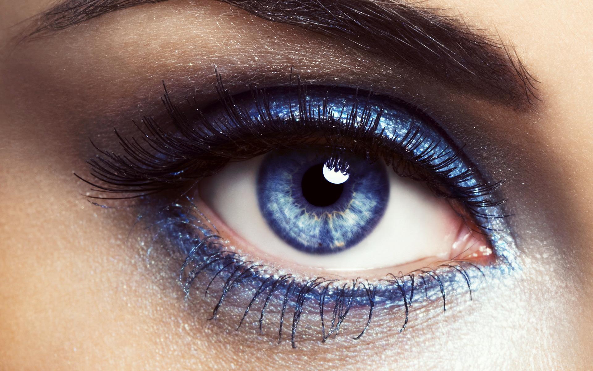 красивые картинки глаза голубые на аву