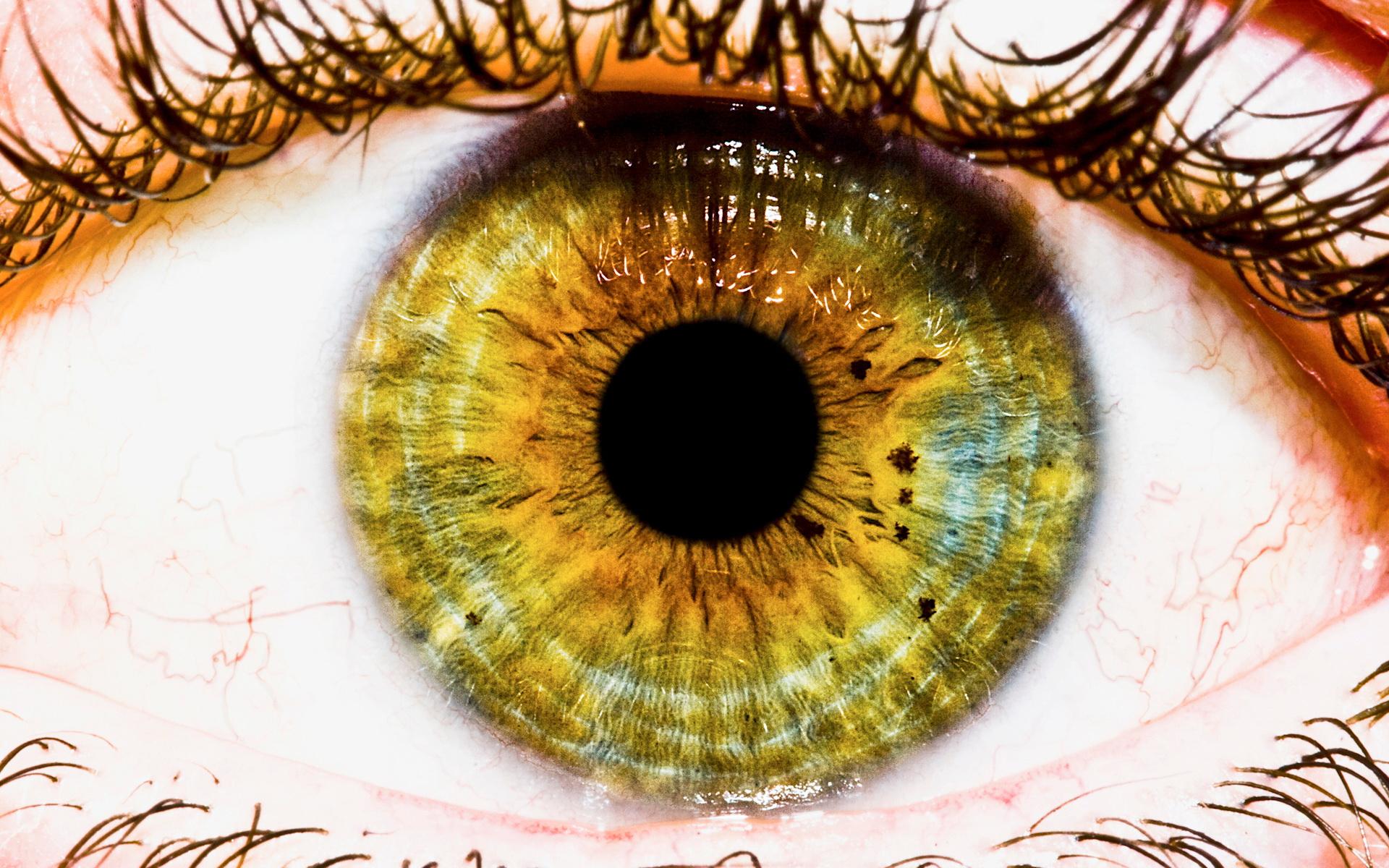 Картинки офигенные глаза