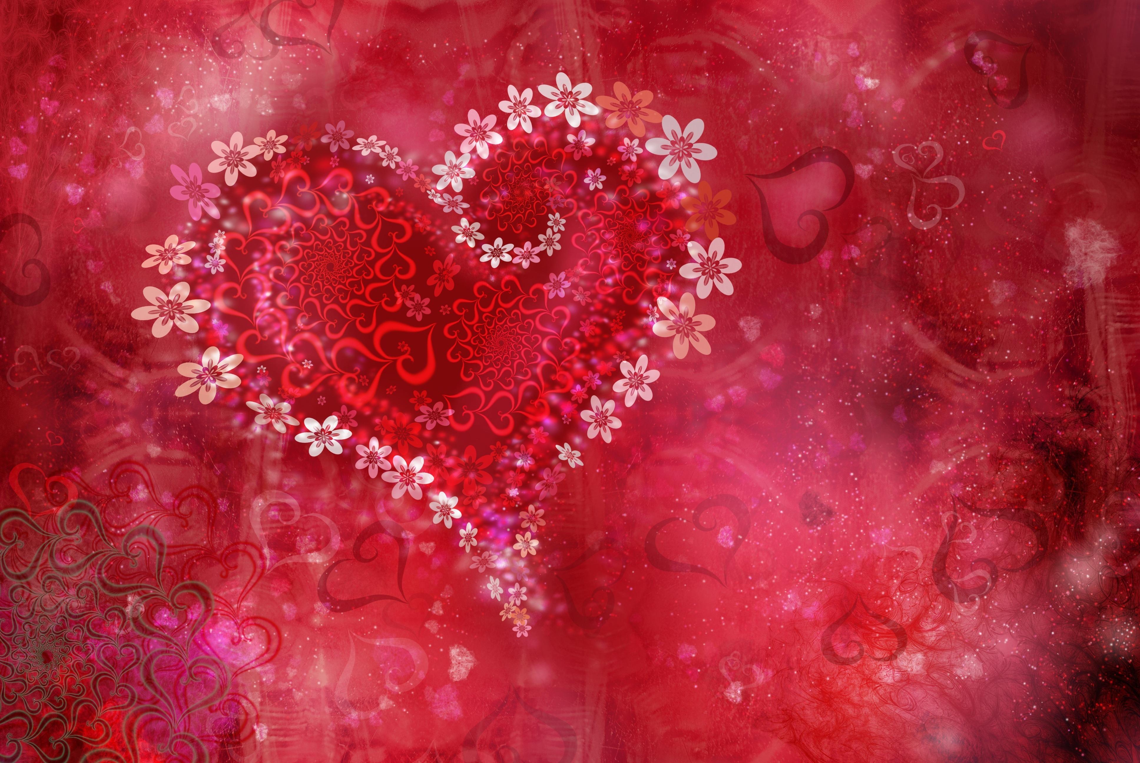 Картинки красивые яркие про любовь