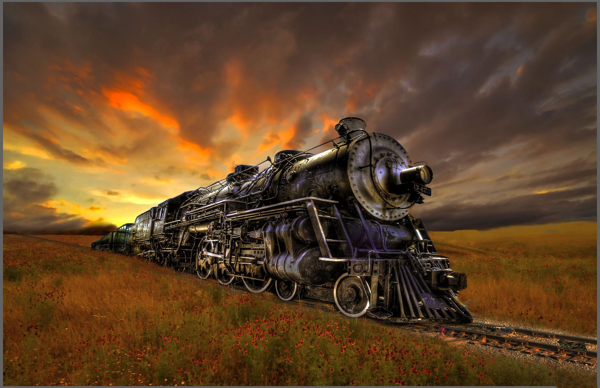 Картинка с машиной железной дорогой