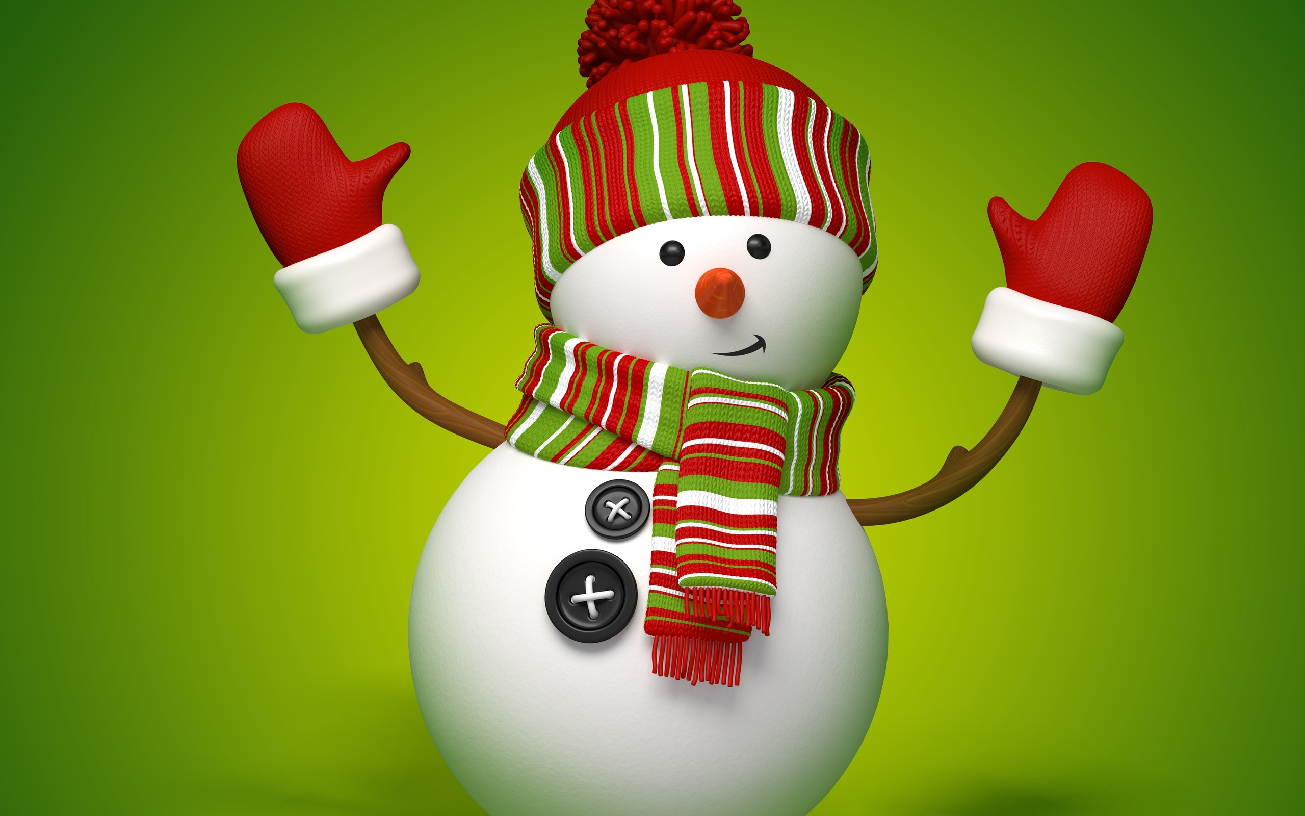 Картинки на новый год со снеговиками