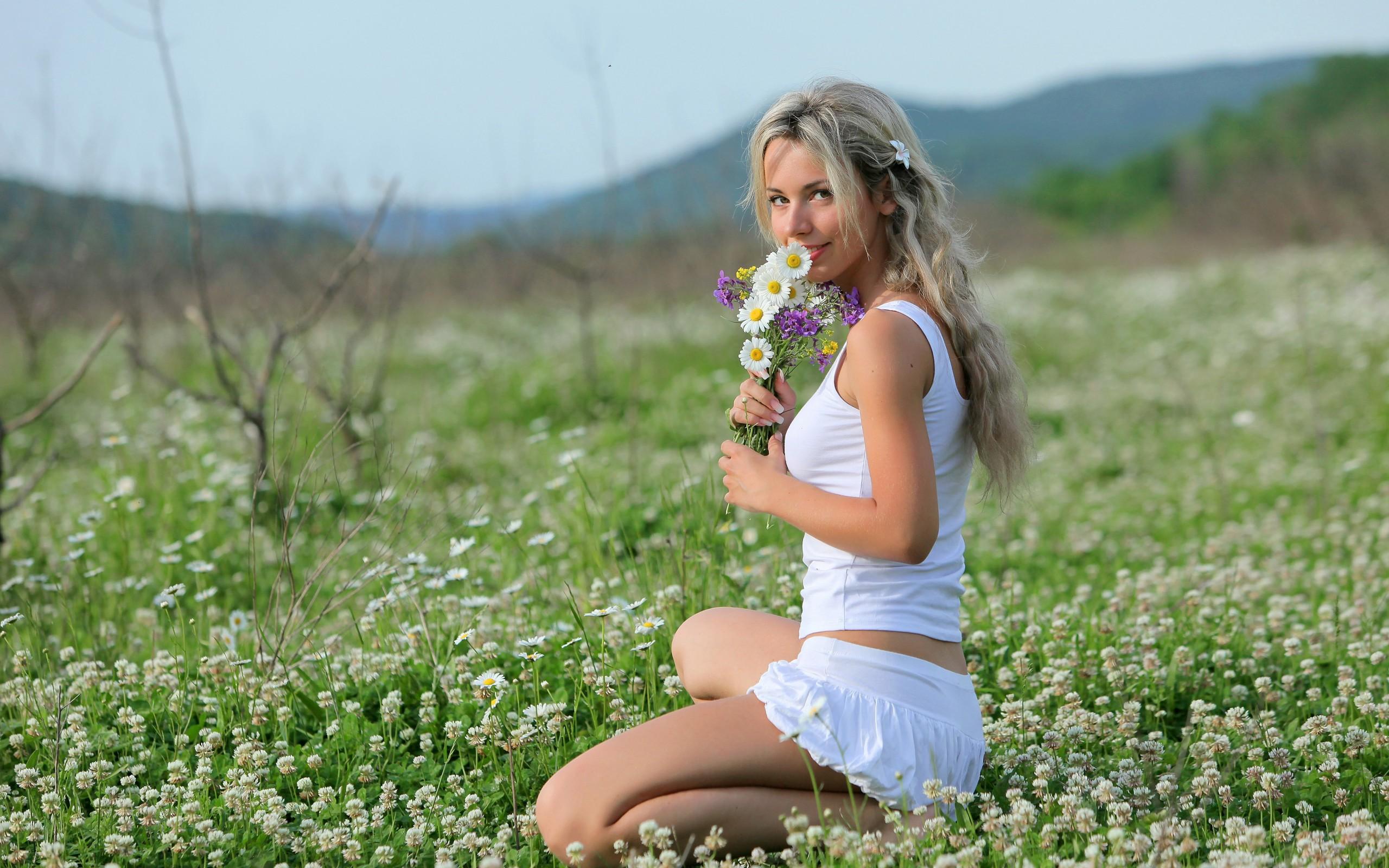девушки гламурные фото на природе мой любимый российский