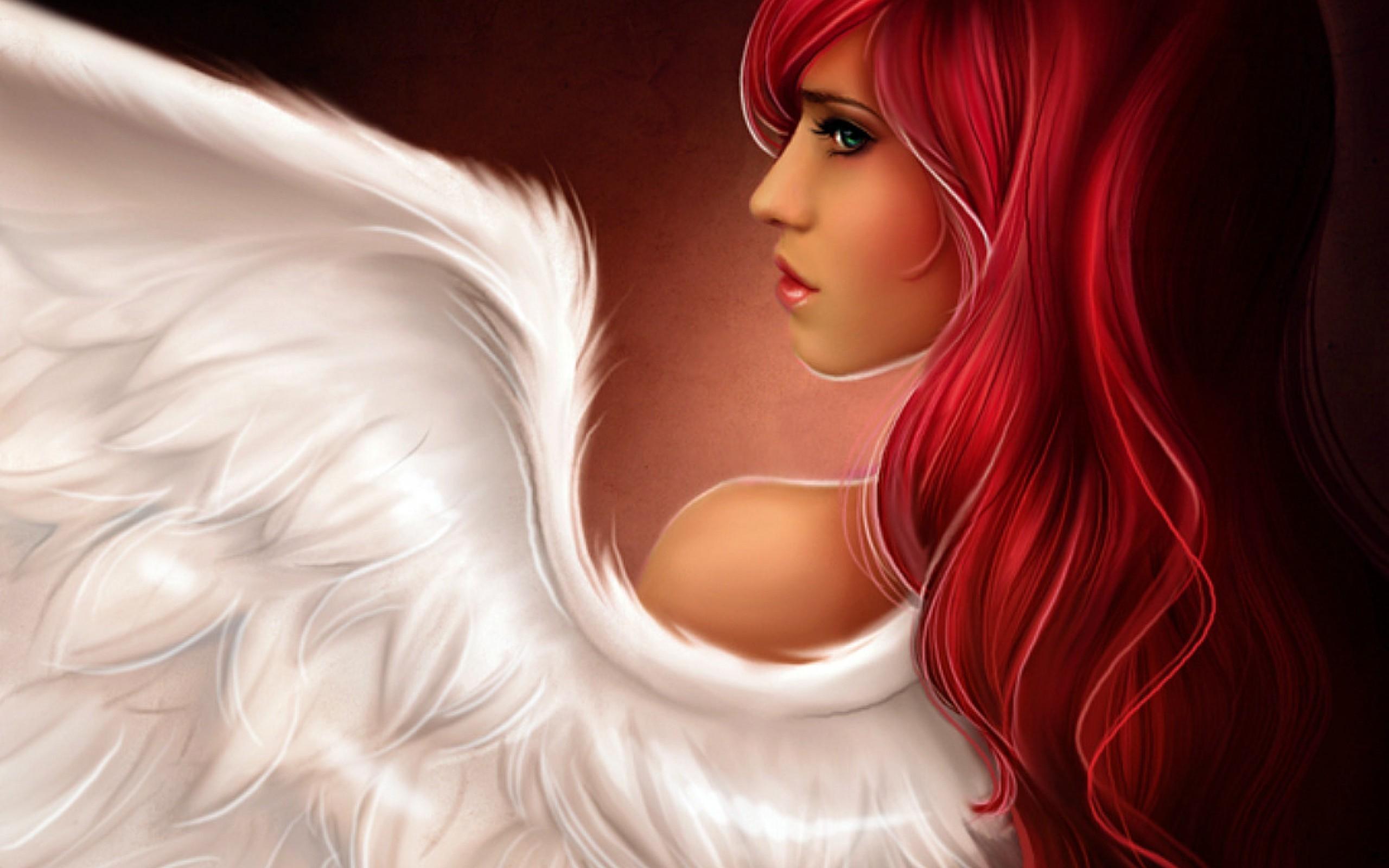Ангелы девушки картинки на аватарку для