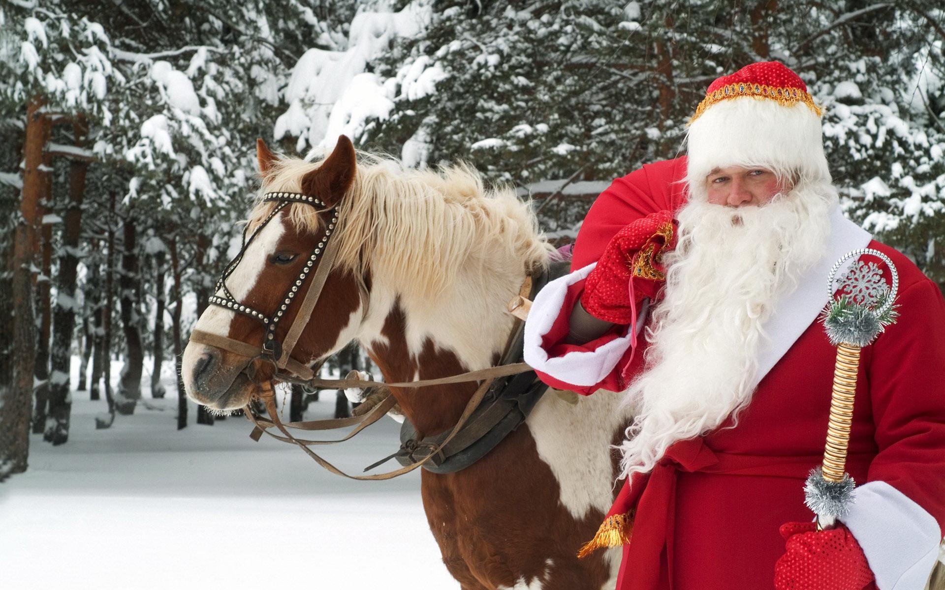 Вся правда о Деде Морозе