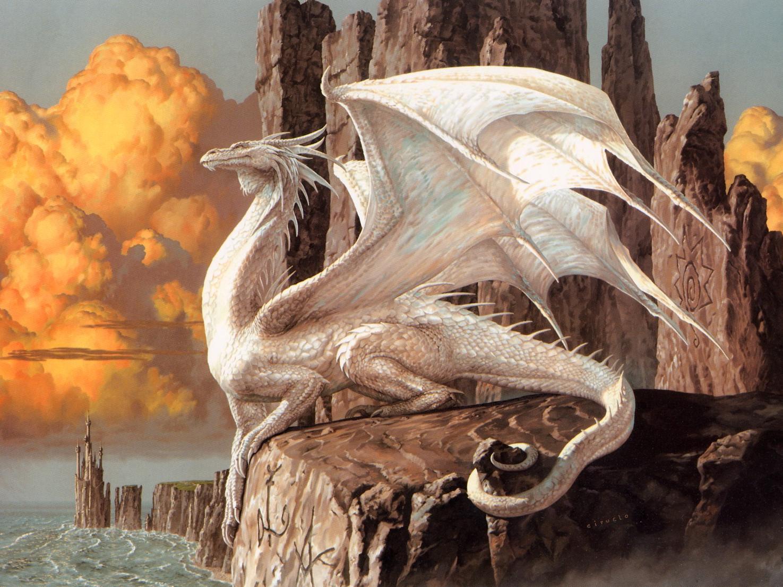 Дракона в картинках фэнтези