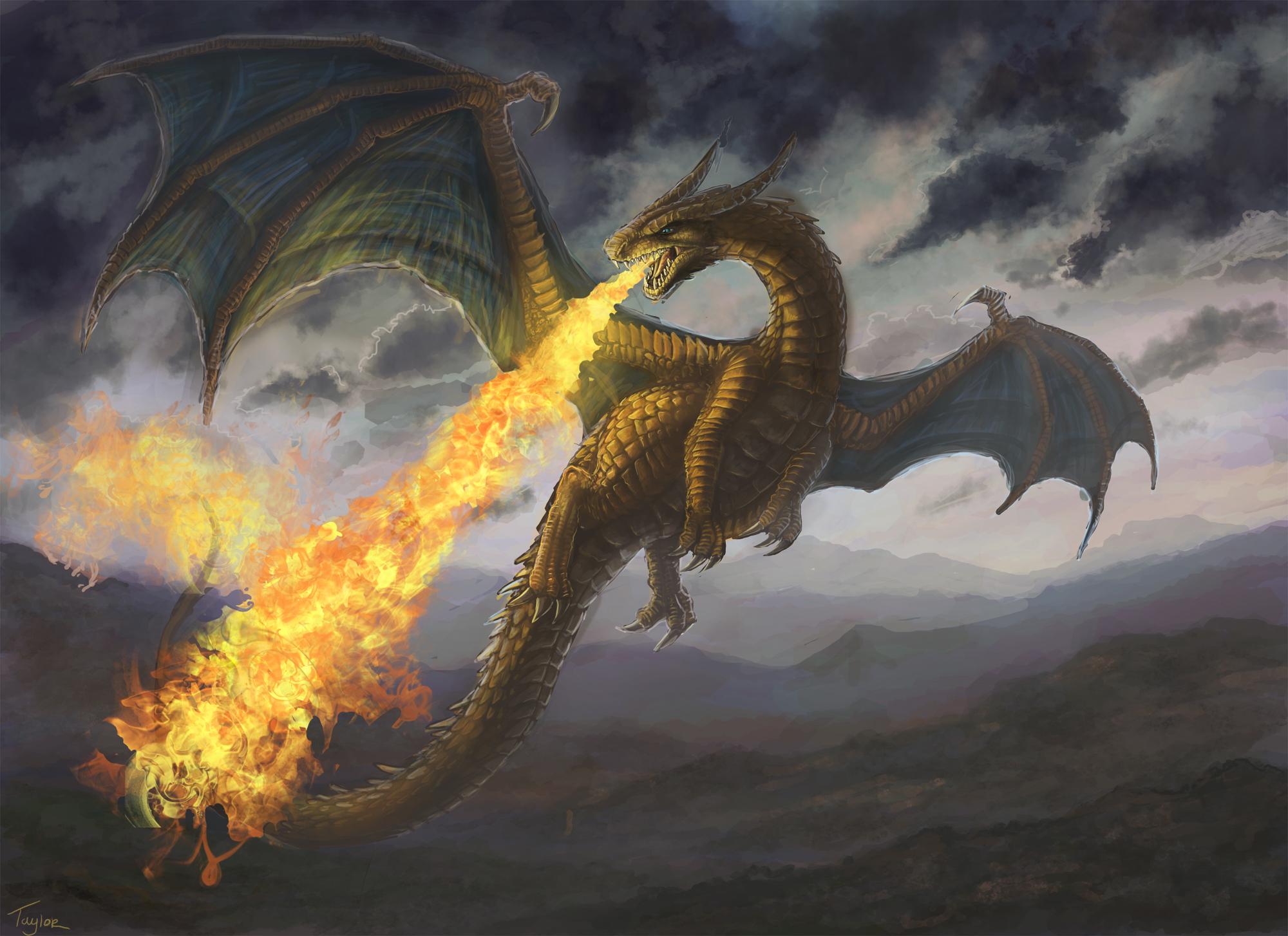 Картинки про драконов смотреть
