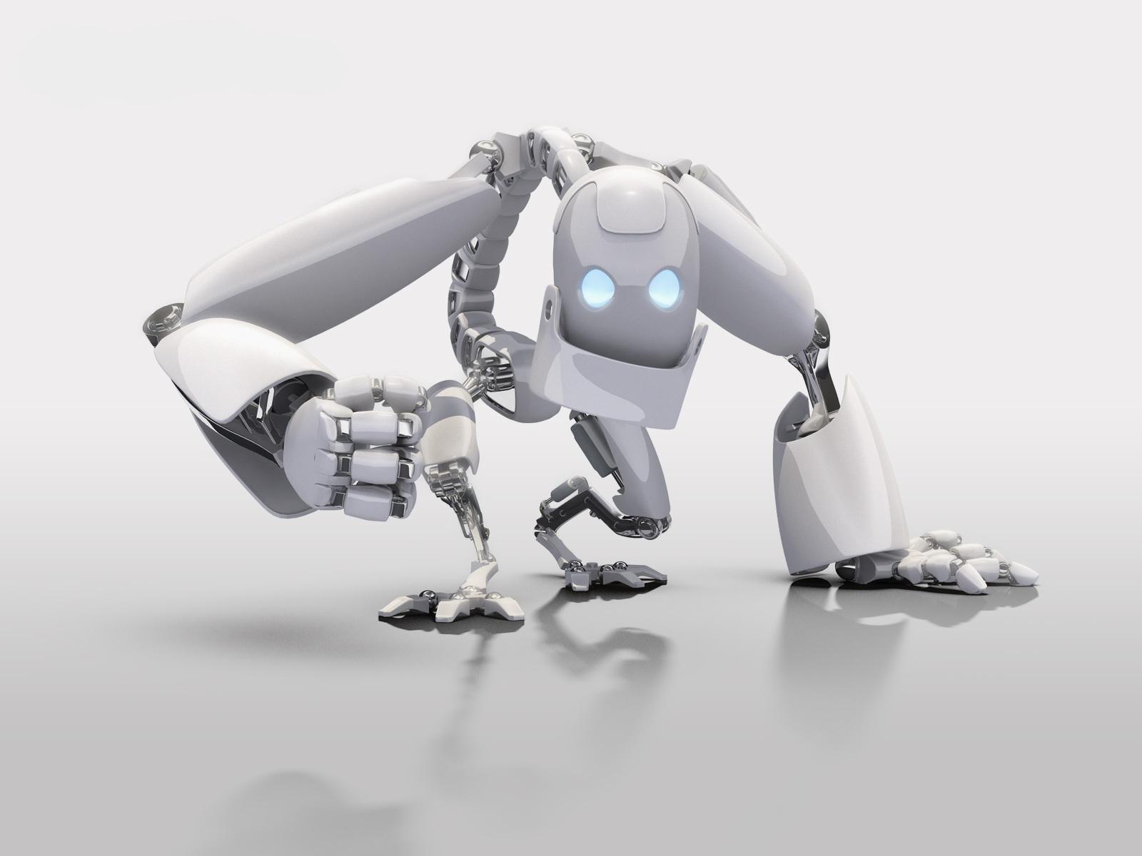 Картинки рабочие роботы