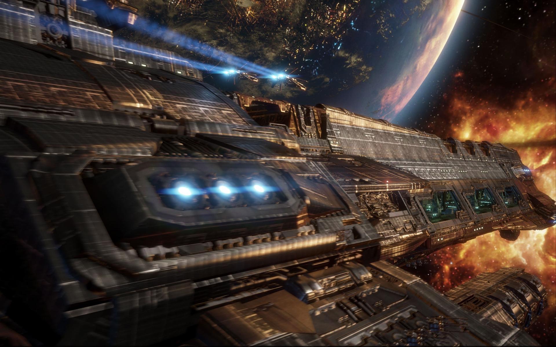 встретили тобою фото космических кораблей из фантастики долго искала