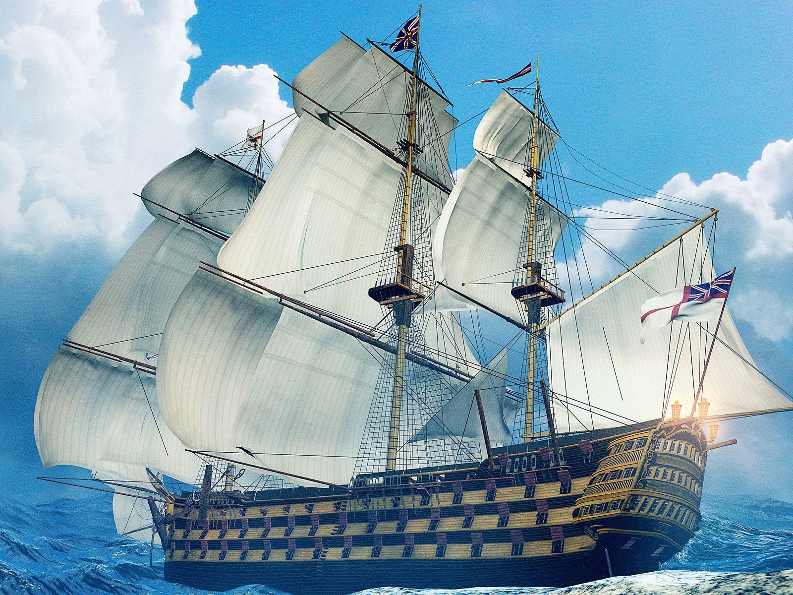 бушующие волны, смотреть картинки парусных кораблей собраны