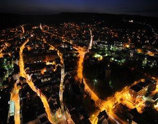 Ночной город и не только